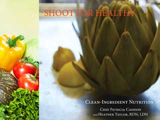 Shoot For Healthy Cookbook